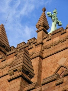 Church detail, Charleston, SC. photo by Rob Chenoweth